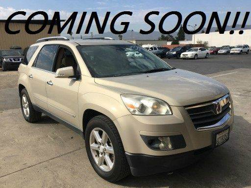 2008 SATURN OUTLOOK XR 4DR SUV W TOURING PACKAGE tan 2-stage unlocking doors abs - 4-wheel air