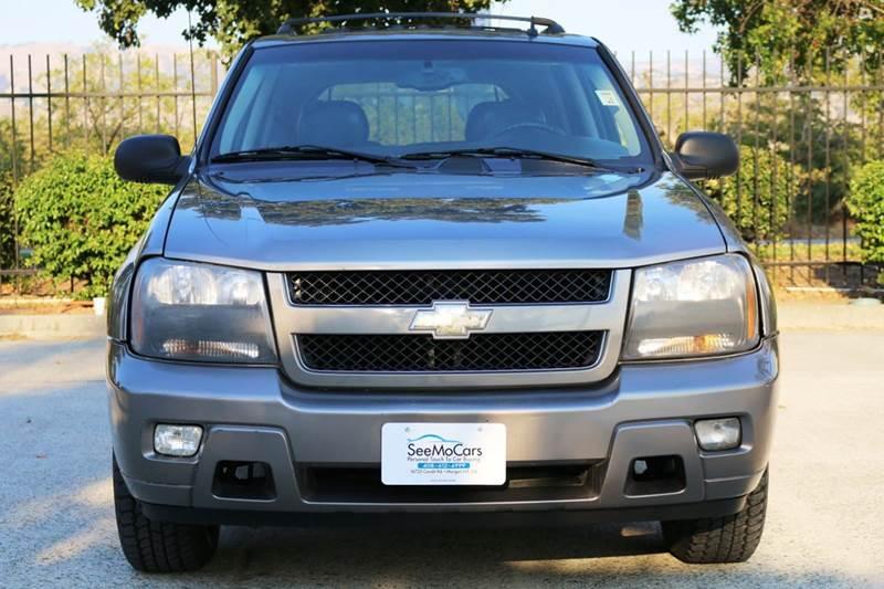 2006 CHEVROLET TRAILBLAZER LT 4DR SUV brown abs - 4-wheel airbag deactivation - occupant sensing