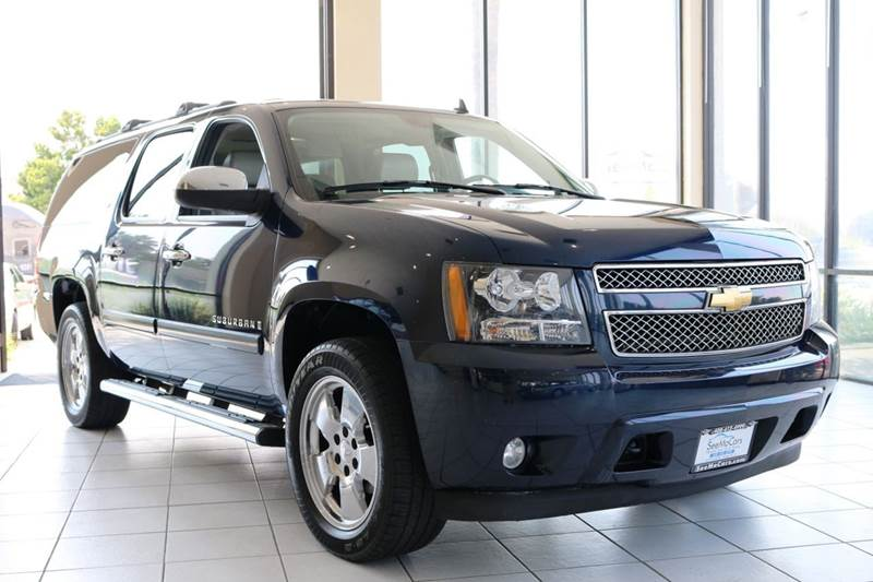 2007 CHEVROLET SUBURBAN LTZ SUV 4WD blue 2-stage unlocking doors 4wd selector - electronic hi-lo