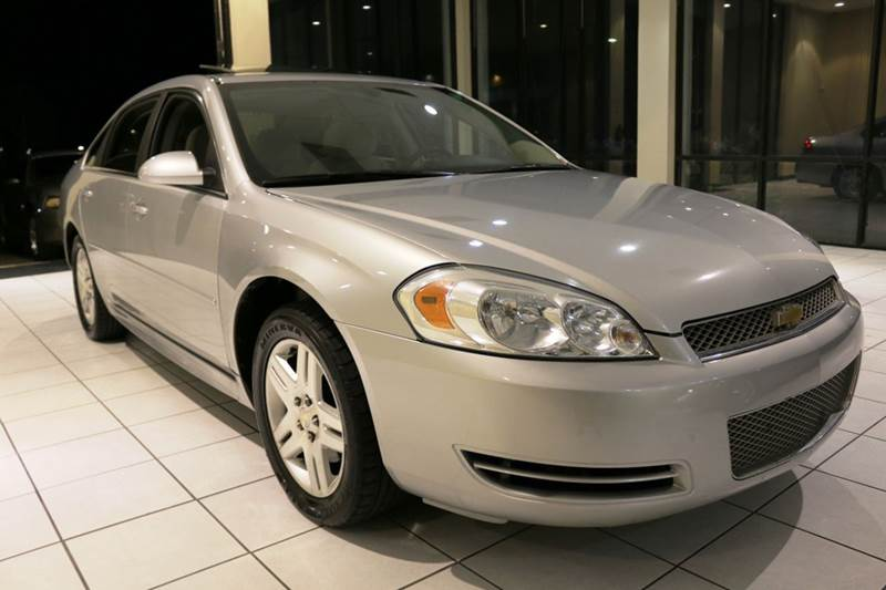 2013 CHEVROLET IMPALA LT FLEET 4DR SEDAN silver this is a super clean 2013 chevrolet impala with