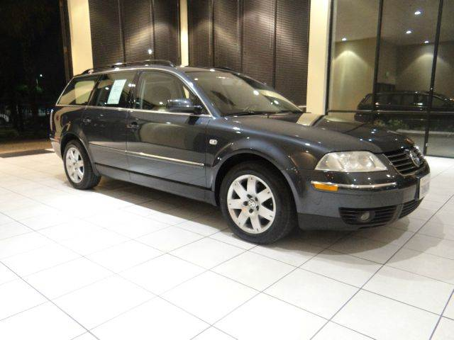 2003 VOLKSWAGEN PASSAT GLX 4MOTION AWD 4DR WAGON gray abs - 4-wheel anti-theft system - alarm c