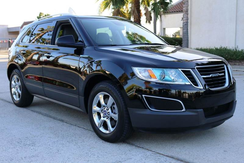 2011 SAAB 9-4X 30I PREMIUM AWD 4DR SUV black 2-stage unlocking doors 4wd type - full time abs -