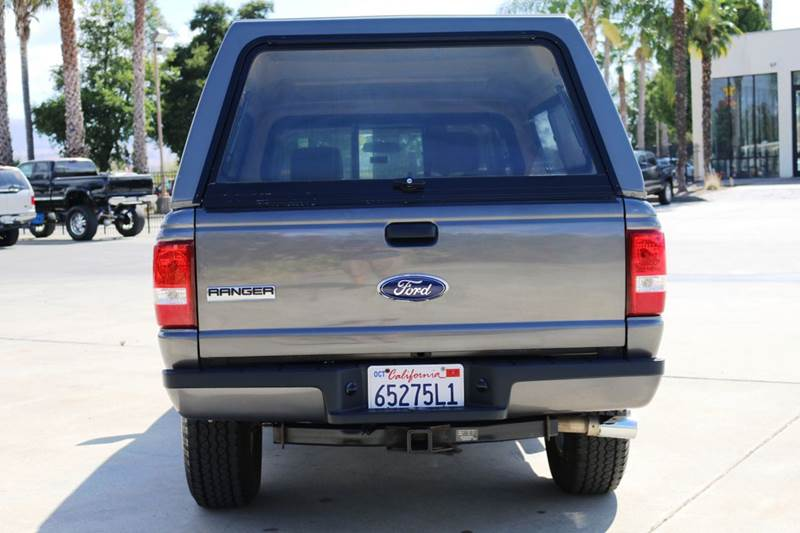 2011 FORD RANGER XLT 4X4 4DR SUPERCAB gray 4wd selector - electronic hi-lo 4wd type - part time