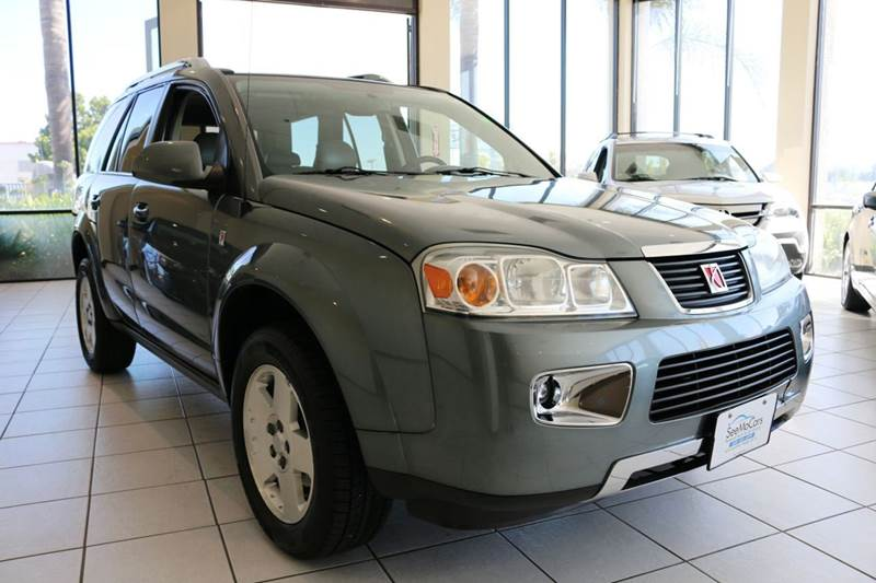 2007 SATURN VUE BASE 4DR SUV 35L V6 5A gray 2-stage unlocking doors abs - 4-wheel air filtra