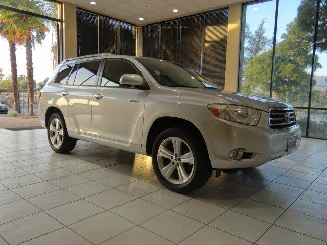 2008 TOYOTA HIGHLANDER LIMITED AWD 4DR SUV silver 4wd type - full time abs - 4-wheel active hea