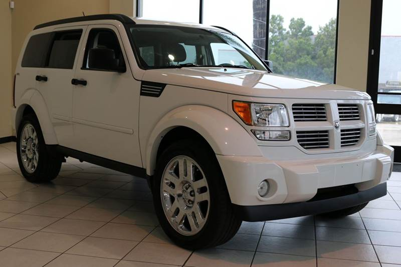 2011 DODGE NITRO HEAT 4X4 4DR SUV white 2-stage unlocking doors 4wd selector - electronic 4wd t