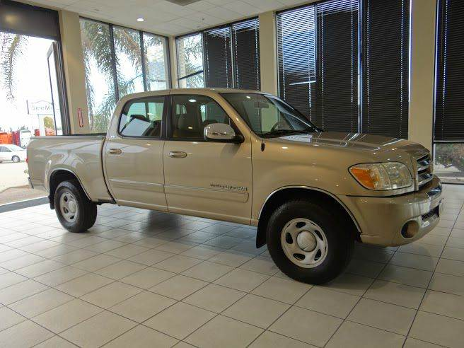 2006 TOYOTA TUNDRA SR5 4DR DOUBLE CAB SB 47L V8 5 gold abs - 4-wheel antenna type auxiliary t