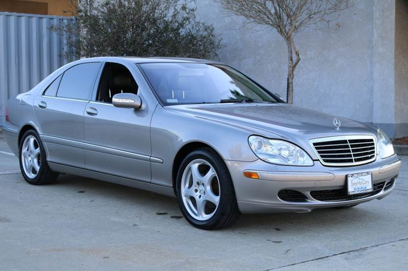 2005 MERCEDES-BENZ S-CLASS S430 4DR SEDAN unspecified abs - 4-wheel air conditioning - front and