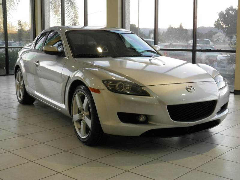 2007 mazda rx 8 grand touring 4dr coupe 1 3l 2rtr 6m in morgan hill ca see mo cars. Black Bedroom Furniture Sets. Home Design Ideas