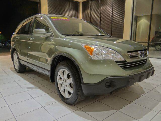 2008 HONDA CR-V EX-L AWD SUV green 2-stage unlocking - remote abs - 4-wheel air filtration air