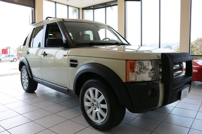 2006 LAND ROVER LR3 SE 4WD 4DR SUV beige 4wd selector - electronic 4wd type - full time abs - 4