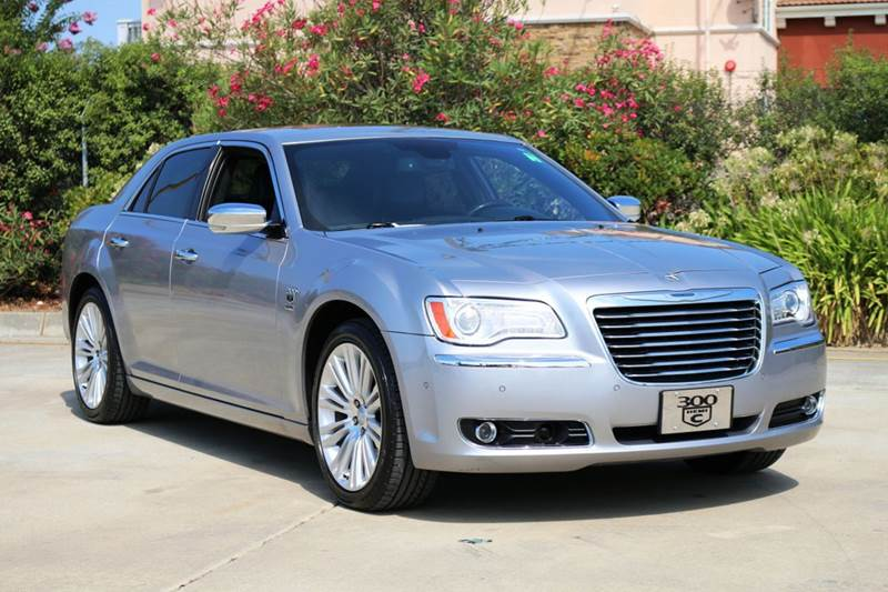 2011 CHRYSLER 300 C 4DR SEDAN gray this beautiful 2011 chrysler 300c with the powerful 57 liter