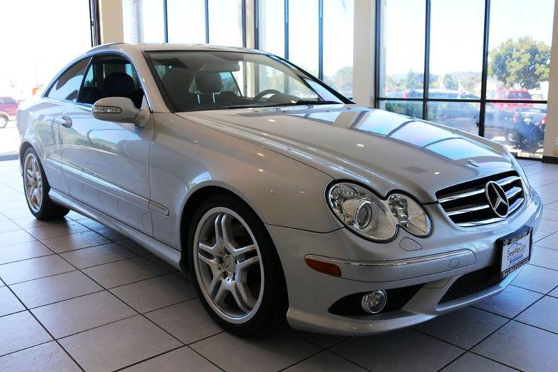 2008 MERCEDES-BENZ CLK CLK550 2DR COUPE silver this 2008 mercedes-benz clk 550 is in pristine cond