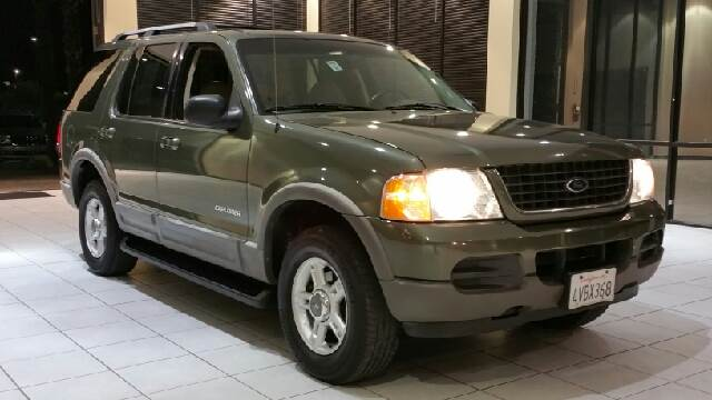 2002 FORD EXPLORER XLT 4WD 4DR SUV unspecified abs - 4-wheel anti-theft system - alarm axle rat