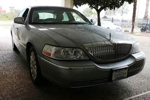 2006 Lincoln Town Car for sale in Morgan Hill, CA