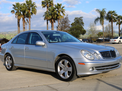 2006 Mercedes-Benz E-Class for sale in Morgan Hill, CA