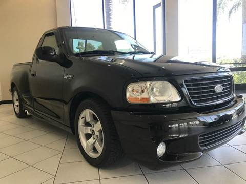 2001 ford f 150 svt lightning for sale in morgan hill ca. Cars Review. Best American Auto & Cars Review