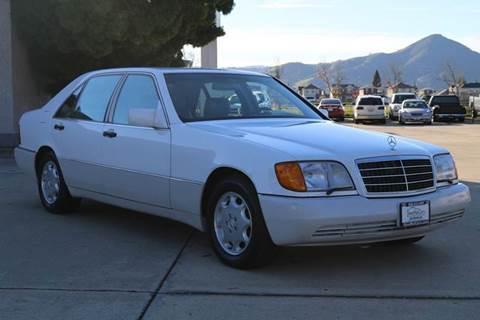 1994 Mercedes-Benz S-Class for sale in Morgan Hill, CA