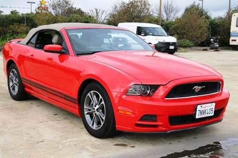 2014 Ford Mustang & Ford Used Cars Pickup Trucks For Sale Morgan Hill See Mo Cars markmcfarlin.com