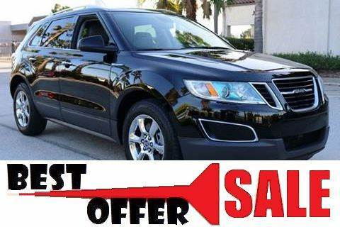 2011 Saab 9-4X for sale in Morgan Hill, CA