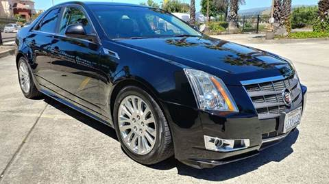 2011 Cadillac CTS for sale in Morgan Hill, CA