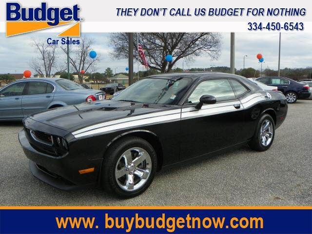 used 2014 dodge challenger r t in montgomery al at budget car sales. Black Bedroom Furniture Sets. Home Design Ideas