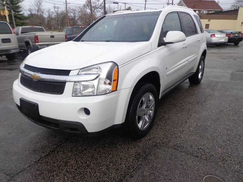 2008 chevrolet equinox lt 4dr suv in cleveland oh. Black Bedroom Furniture Sets. Home Design Ideas