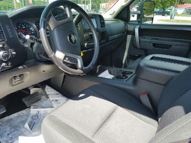 2012 Chevrolet Silverado 1500 4x4 LT 4dr Crew Cab 5.8 ft. SB - Florence SC
