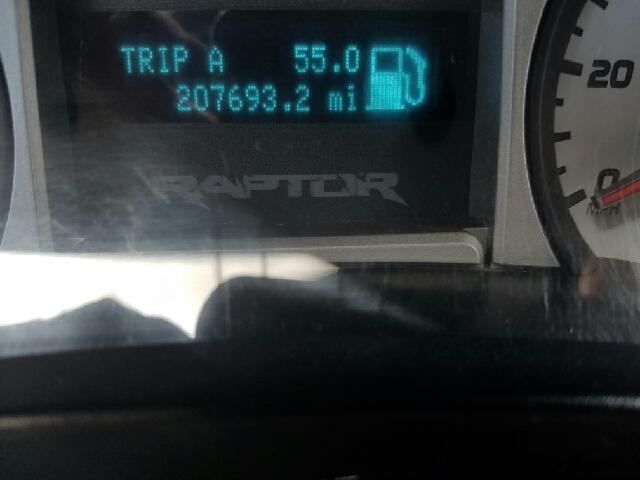 2010 Ford F-150 4x4 SVT Raptor 4dr SuperCab Styleside 5.5 ft. SB - Florence SC