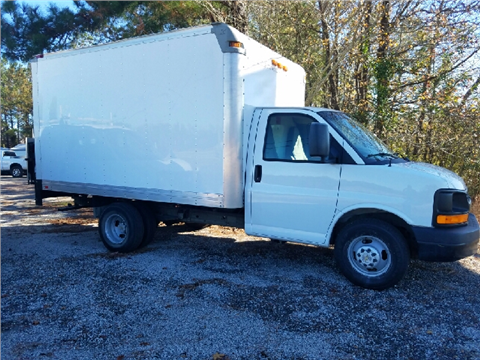 2012 Chevrolet Express Cutaway for sale in Florence, SC