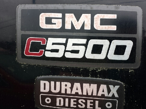 2003 GMC TC5500 for sale in Florence, SC