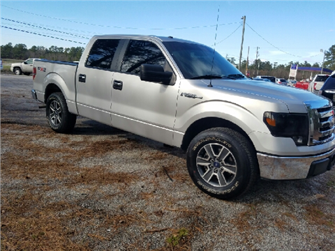 Windham Motors Florence >> Used 2010 Ford F-150 For Sale South Carolina - Carsforsale.com