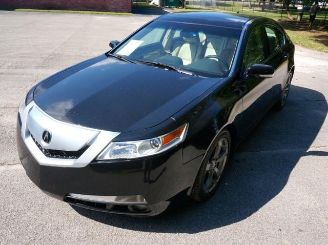 2010 ACURA TL TECH PACKAGE EVERY OPTION POSSI crystal black pearl imperial capital cars is hollyw