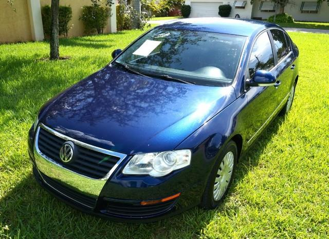 2006 VOLKSWAGEN PASSAT 20T TURBO PREMIUM PACKAGE LE shadow blue thank you for visiting another