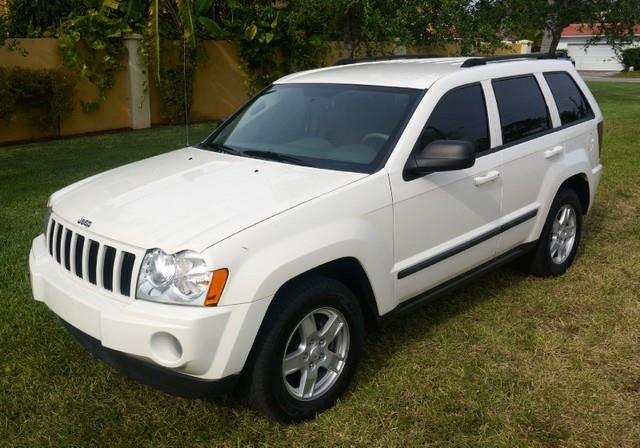 2007 JEEP GRAND CHEROKEE LAREDO 4DR SUV 4WD stone white thank you for visiting another one of impe