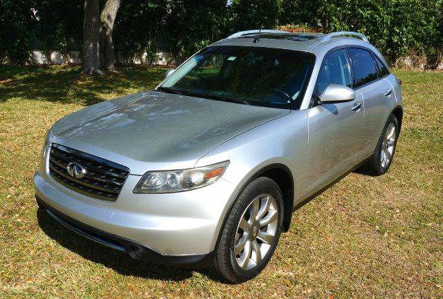 2008 INFINITI FX35 BASE AWD 4DR SUV silver 2-stage unlocking - remote abs - 4-wheel air filtrat