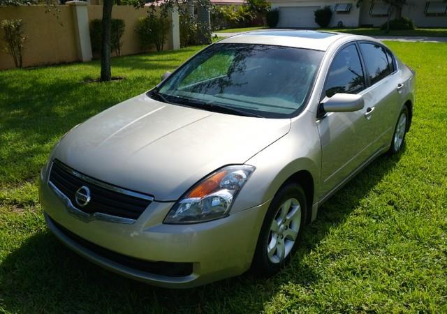 2009 NISSAN ALTIMA 25 SL LEATHER ALLOY WHEELS C sonoran sand metallic welcome to imperial capi