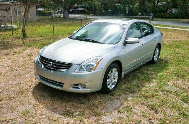 2010 NISSAN ALTIMA 25 SL 4DR SEDAN silver 2-stage unlocking - remote abs - 4-wheel air filtrat