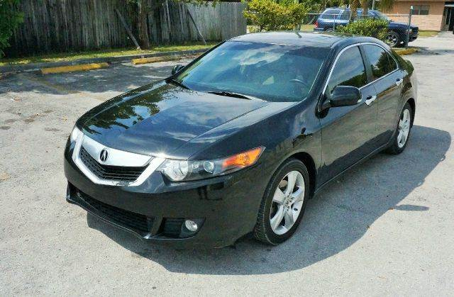 2010 ACURA TSX BASE 4DR SEDAN 5A black 2-stage unlocking - remote abs - 4-wheel air filtration