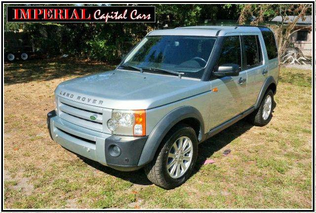 2008 LAND ROVER LR3 SE 4X4 SUV silver 4wd type - full time abs - 4-wheel air filtration air su