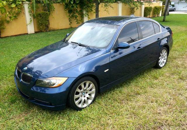 2006 BMW 3 SERIES 330I 4DR SEDAN monaco blue metallic thank you for visiting another one of imperi