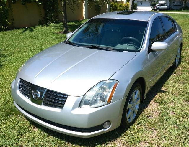 2005 NISSAN MAXIMA 35 SE LEATHER LOADED liquid silver metallic thank you for visiting another o