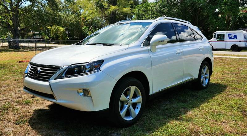 2014 LEXUS RX 350 LUXURY 4DR SUV 2-stage unlocking abs - 4-wheel active head restraints - dual f