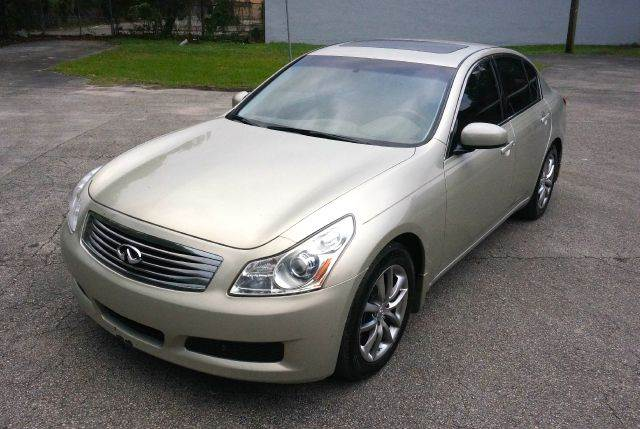 2007 INFINITI G35 JOURNEY 4DR SEDAN 35L V6 5A serengeti sand metallic city 19hwy 26 35l engi