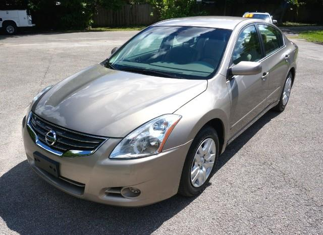 2012 NISSAN ALTIMA 25 LOW PAYMENTS 888-503-0114 winter frost pearl imperial capital cars is ho