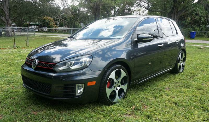 2010 VOLKSWAGEN GTI BASE 4DR HATCHBACK 6A gray call 1-754-210-3703 for sales this vehicle f
