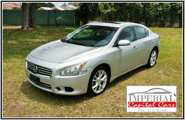 2012 NISSAN MAXIMA 35 SV 4DR SEDAN silver 2-stage unlocking - remote abs - 4-wheel air filtrat