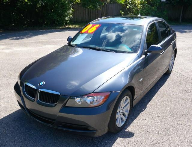 2006 BMW 3 SERIES 325I 4DR SEDAN sparkling graphite metallic this 2006 bmw 3 series is offered to
