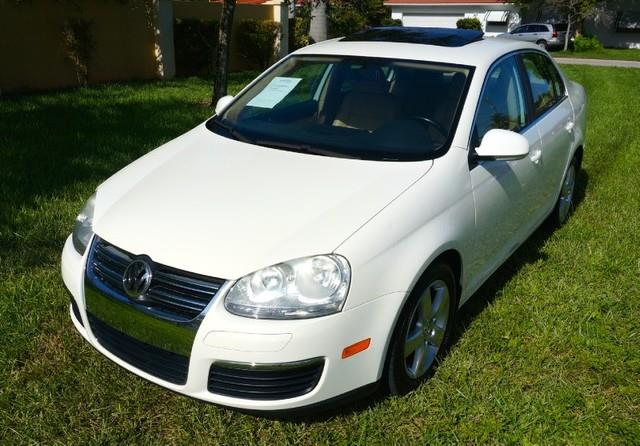 2008 VOLKSWAGEN JETTA SE LEATHER ALLOY WHEELS PREMI campanella white thank you for visiting an