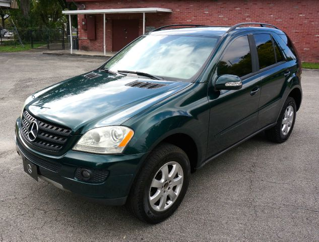 2006 MERCEDES-BENZ M-CLASS ML350 AWD 4MATIC 4DR SUV green 19 inch alloy wheels abs - 4-wheel ai